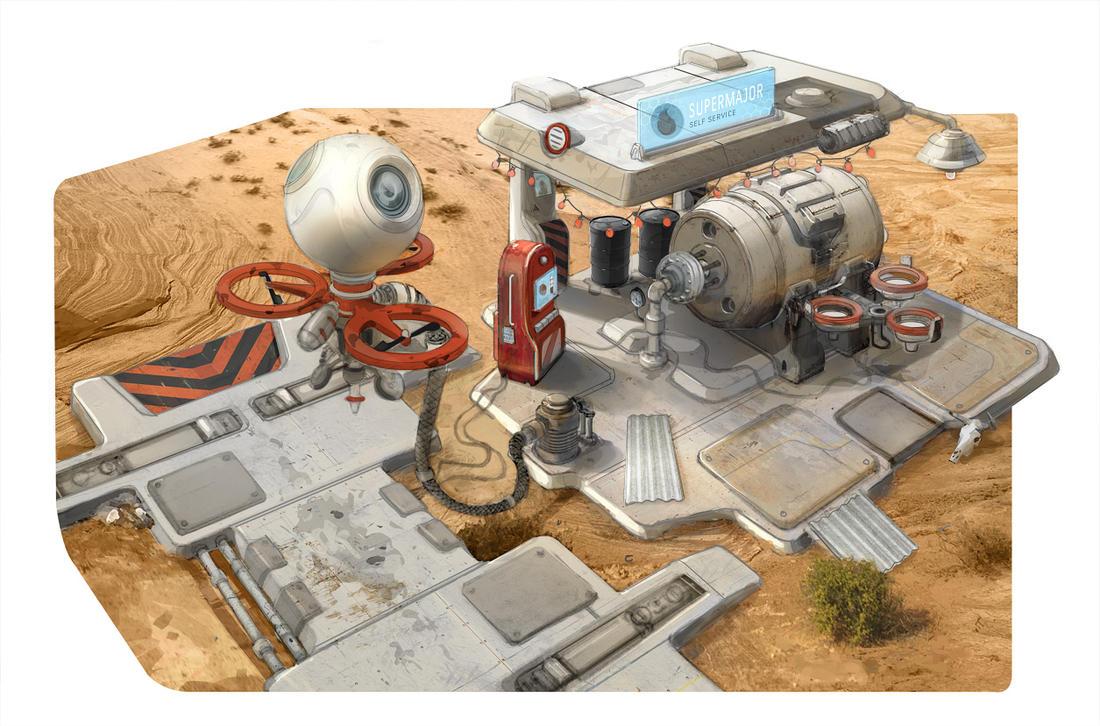 Advanced VisCom - 01 by MittMac