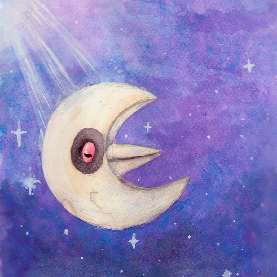 +PKMNday2015+ Moonlight Shower by Ayukaba