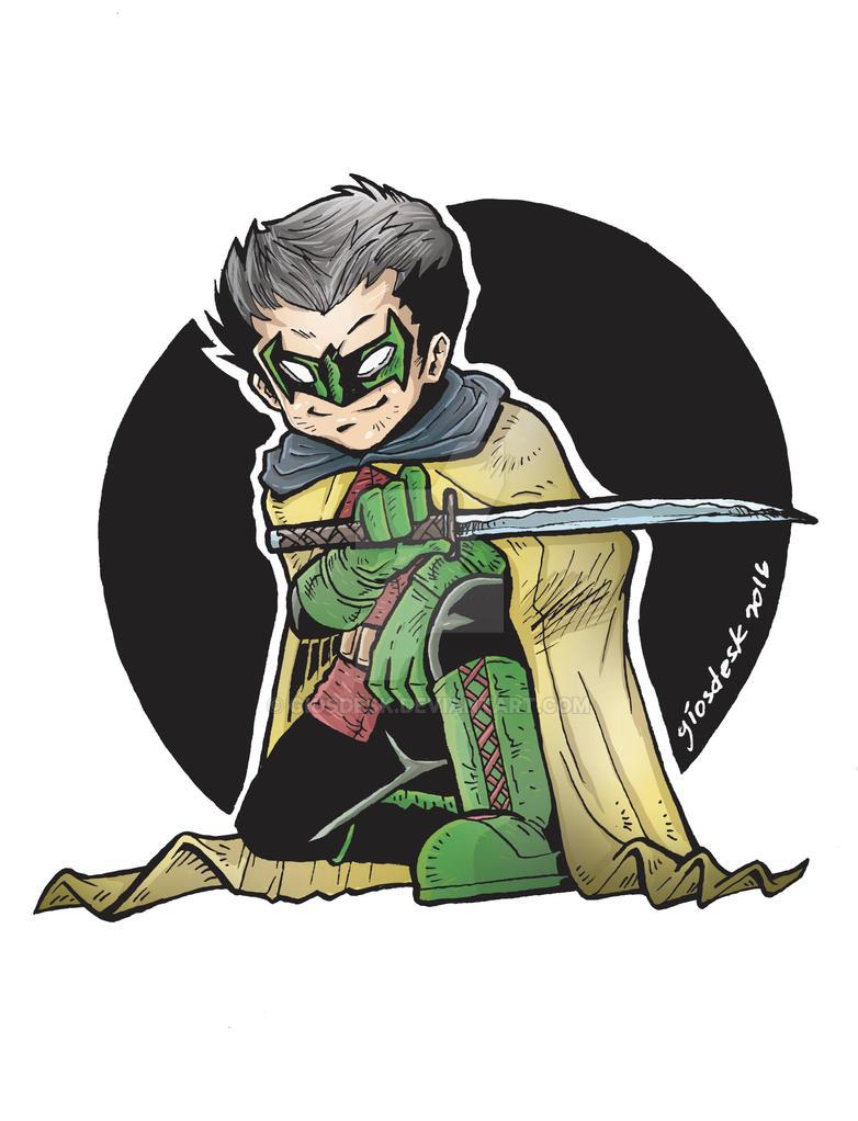Robin by giosdesk