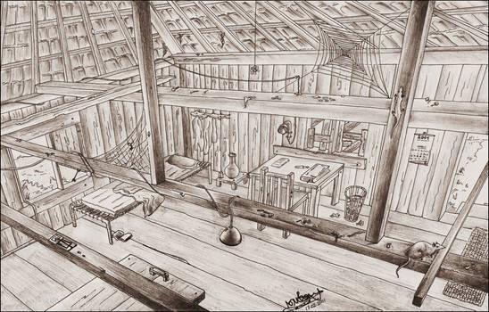 Interior Layout Concept