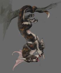 Beast by AgataWeegmann