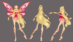 Garnet Enchantix Concept by R-Scarlett
