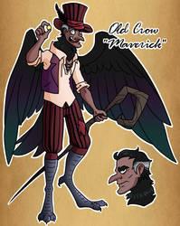 Character Sheet-Old Crow Maverick