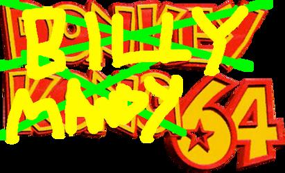 Billy and Mandy 64 Logo