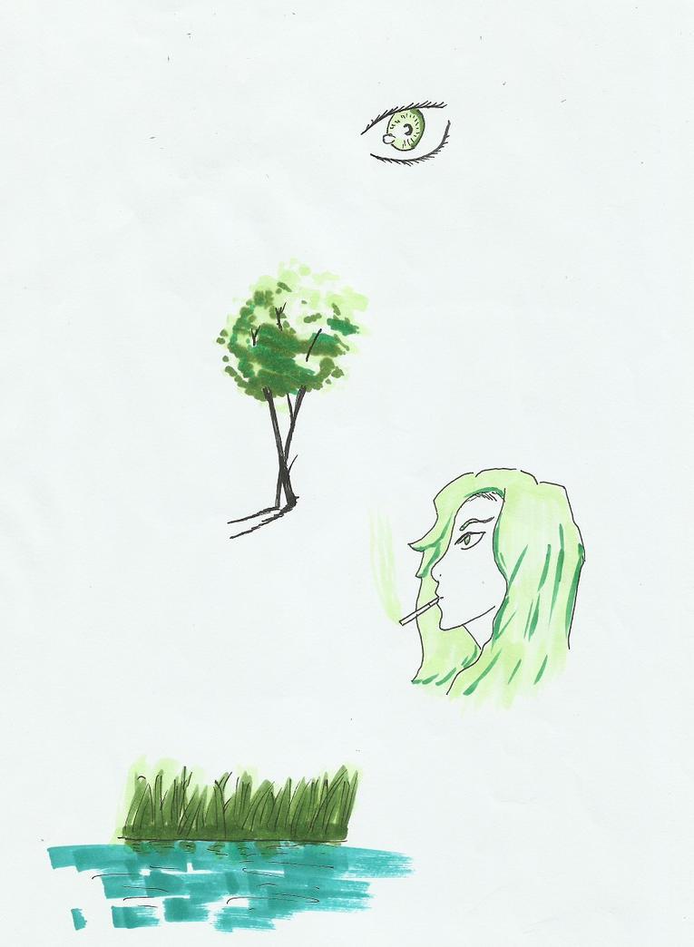 Oh green world by Merlok1