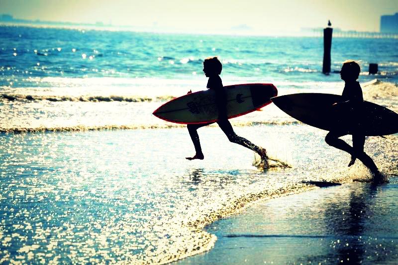 Autumn Surfer 2 by Sjem20