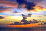 Bonaire sky