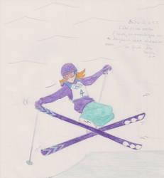 Freestyle Skiing - Mogul Skiing
