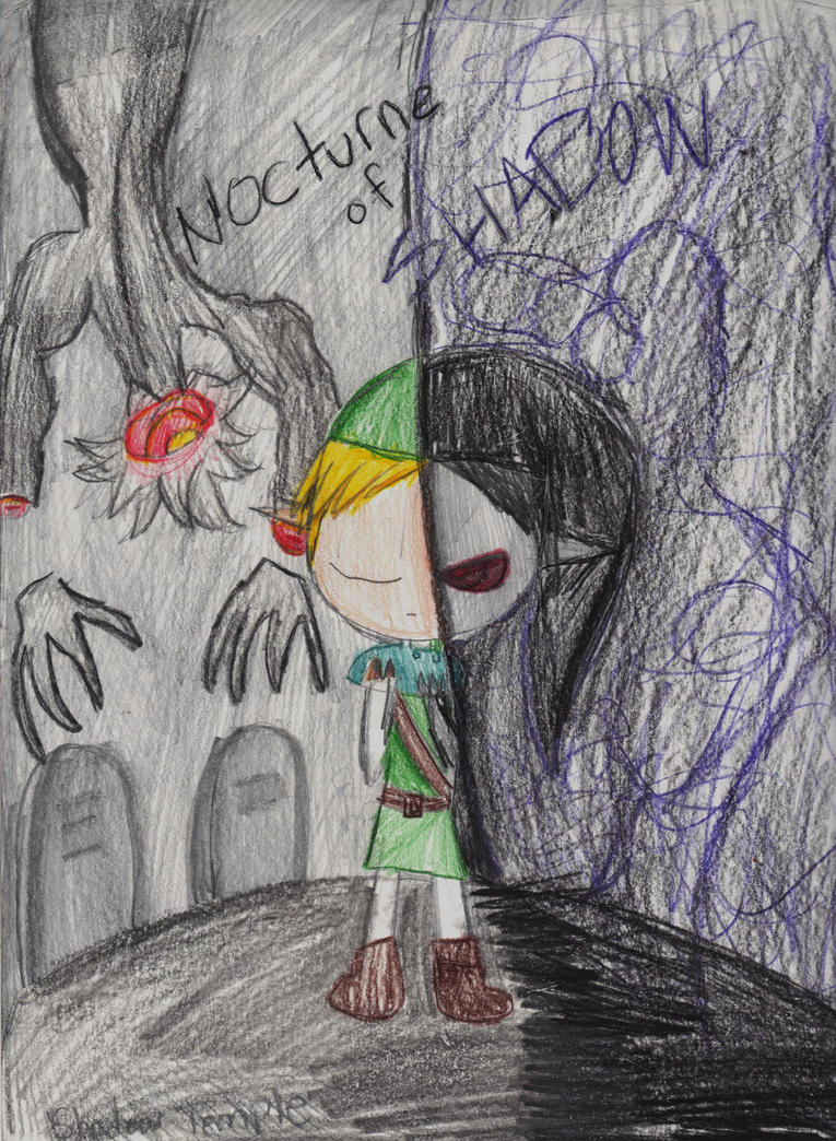 Nocturne of Shadow by EeveelutionLova