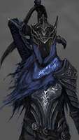 Dark Souls: Knight Artorias by rosa89n20
