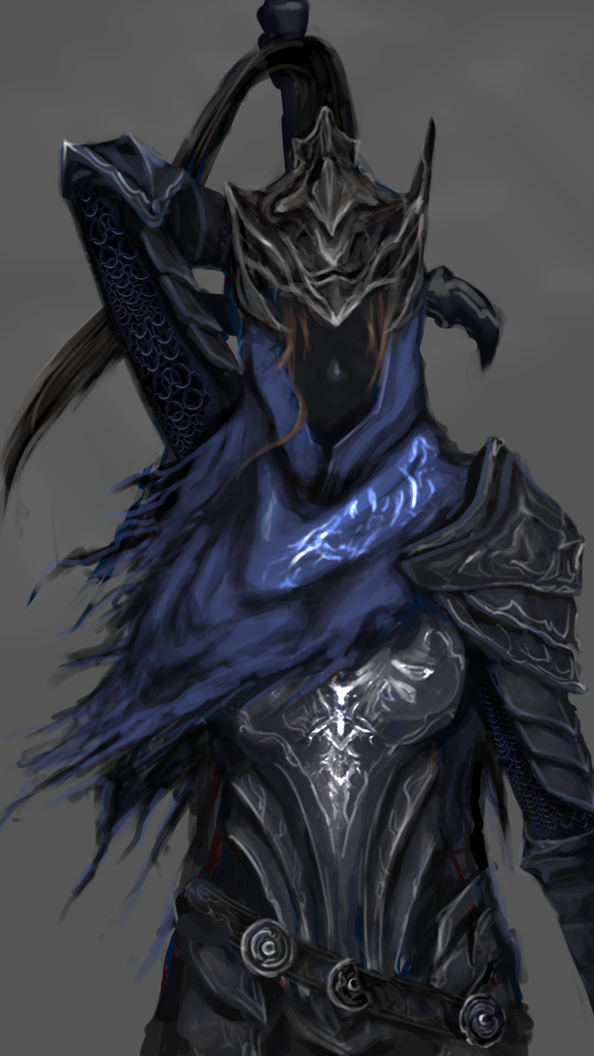 Dark Souls: Knight Artorias by rosa89n20
