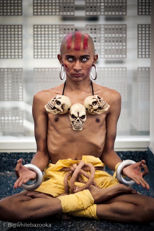 Yoga... by E-D-G