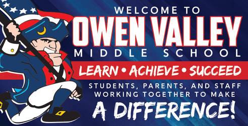 OVMS Banner Design