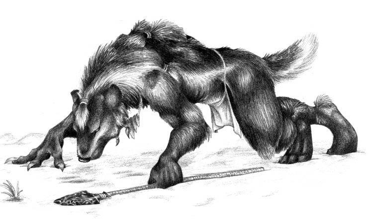 Teri. Wolverine by AdmYrrek