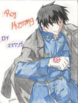 Roy Mustang Color