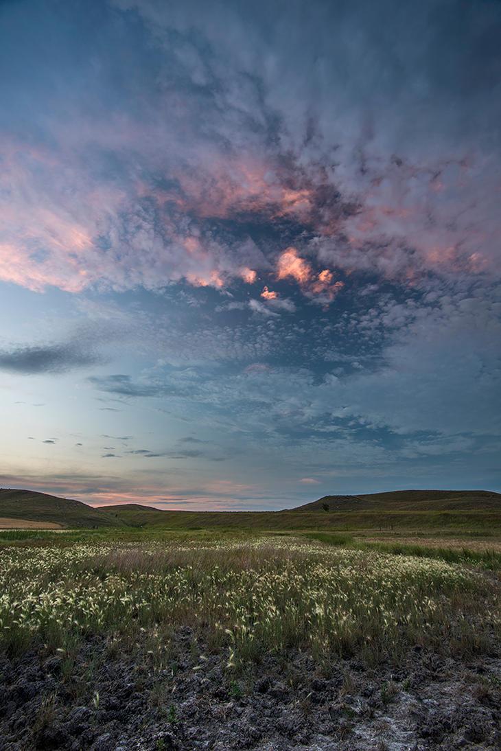 North Dakota Praire by MarshallLipp