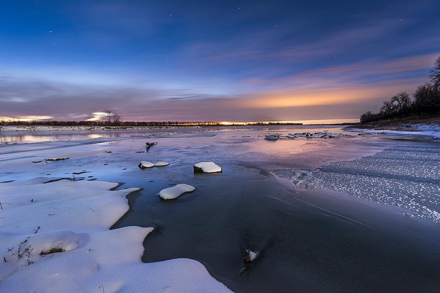 Before Dawn II by MarshallLipp