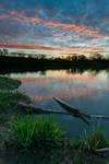 A Sibley Sunrise by MarshallLipp