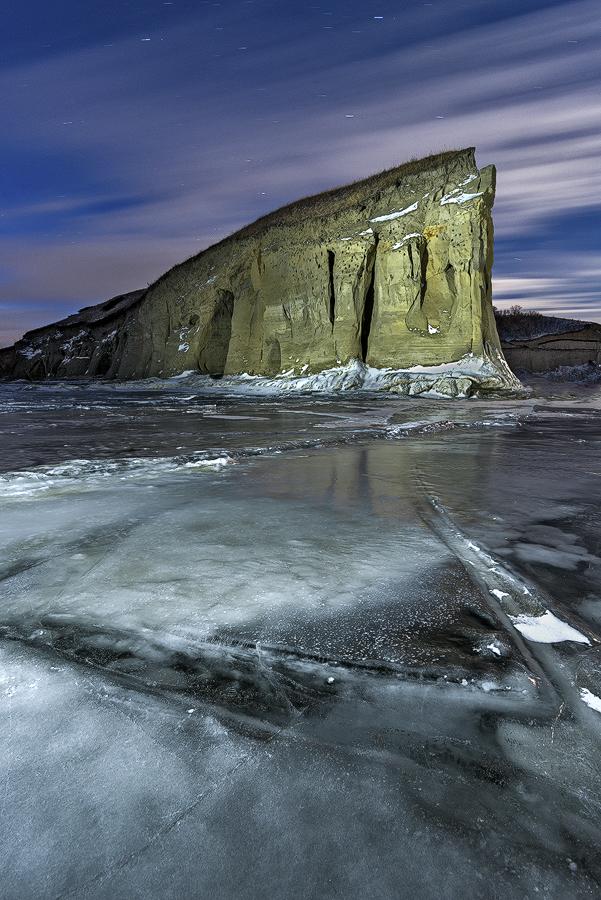 The big lake by MarshallLipp