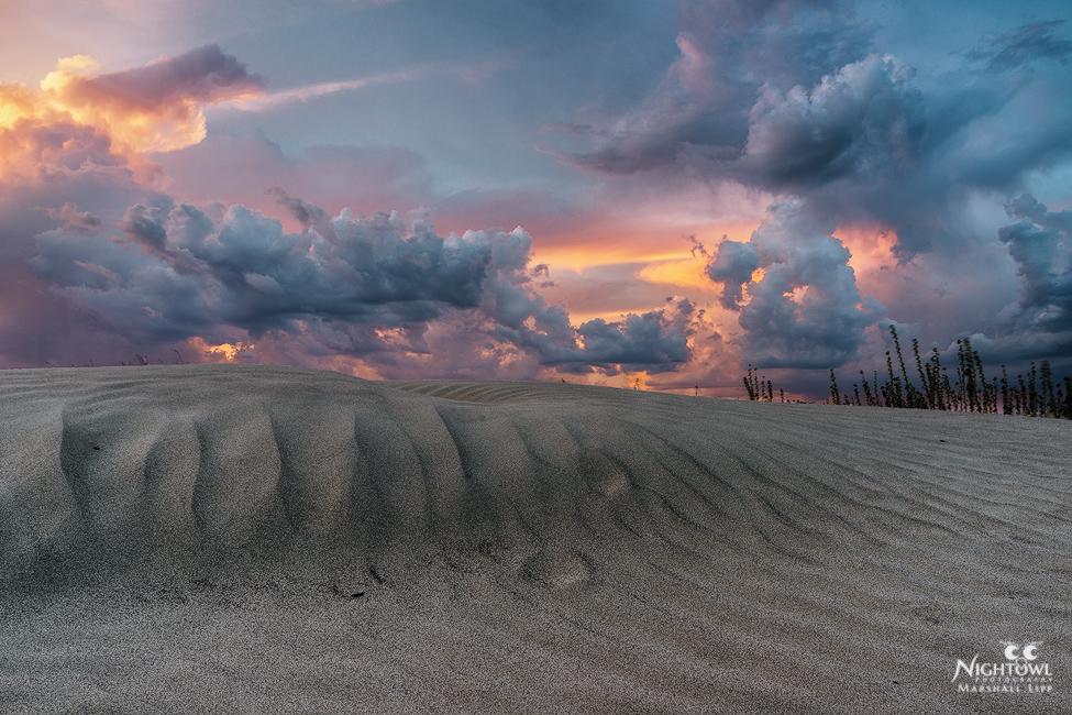Sky Eruption by MarshallLipp