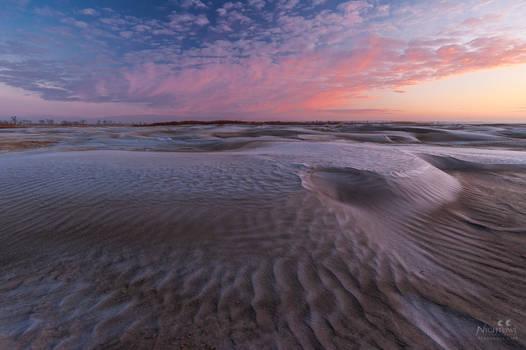 Frosty Dunes
