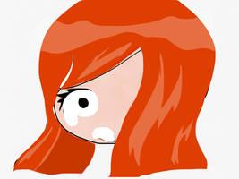 Shocked Chibi by DarkAngle00