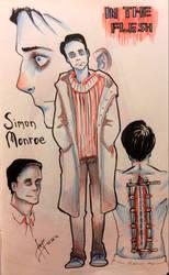 Simon Monroe by AwyrGreen