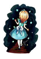 Alice by AwyrGreen