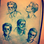 Stiles sketch