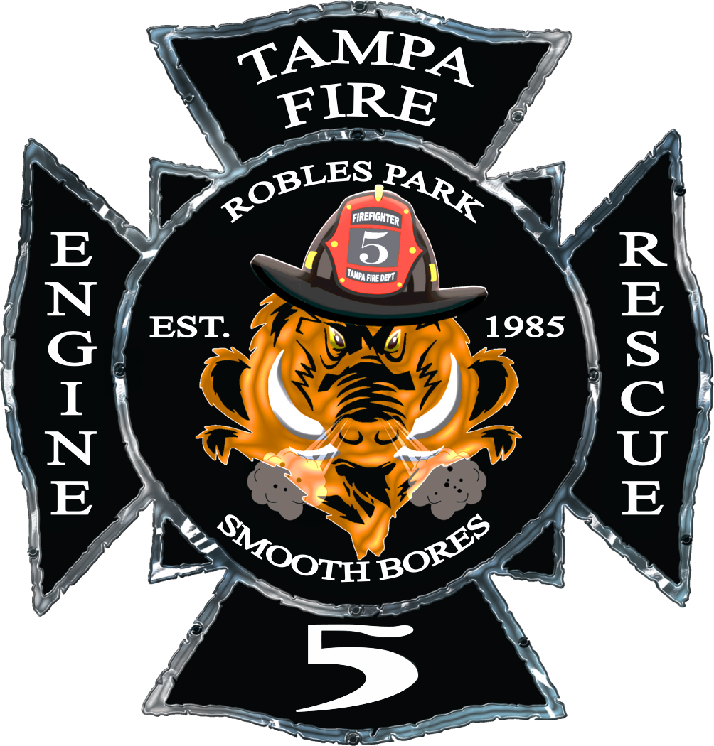 Tampa fire rescue station 5 by kingpin15 on deviantart for Best custom t shirts reddit