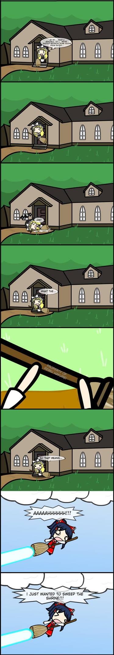 Broom Problems