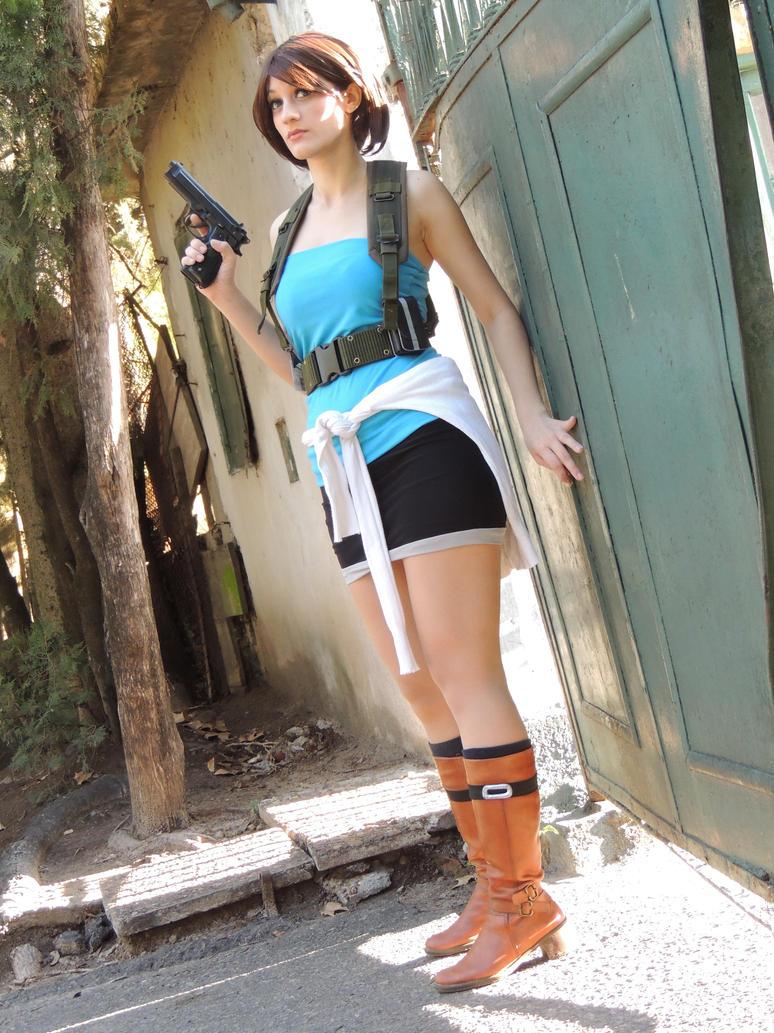 Jill Valentine - Resident Evil: Nemesis I by elltonidas