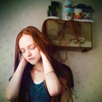 A red-hair music by AlvisHamilton
