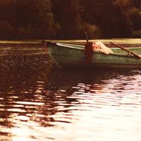 Silence is golden by AlvisHamilton