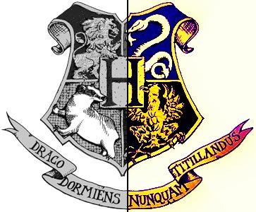 Hogwarts Logo Comparison by mockingJAY6012