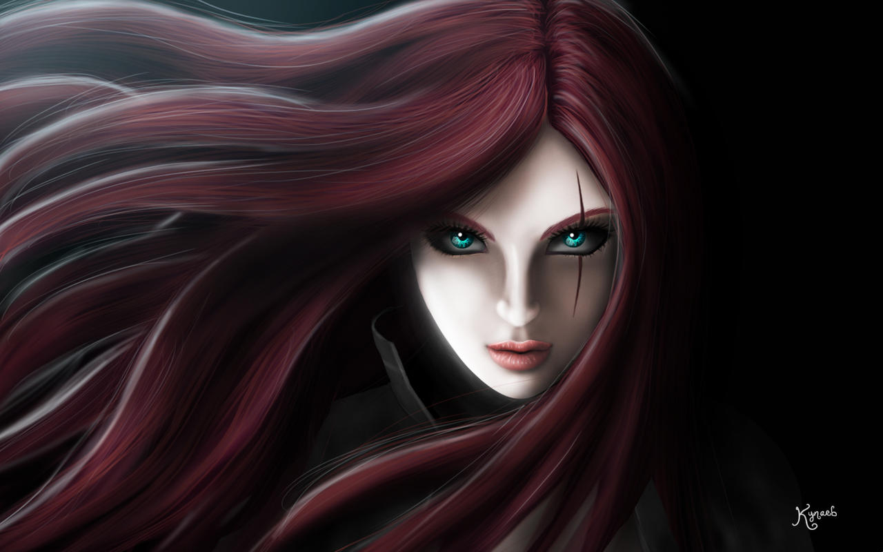 The Sinister Blade - Katarina by Zarory