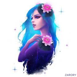 Water Lily Nebula