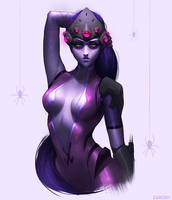 Widowmaker by Zarory