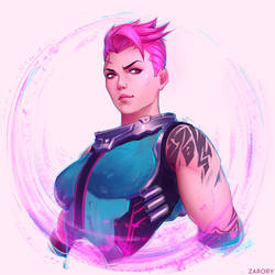 Zarya by Zarory