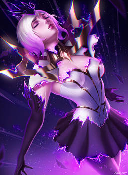 Embrace the Darkness - Lux