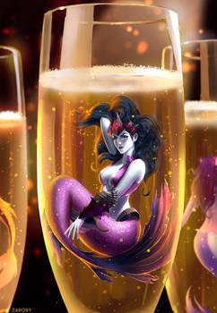 Champagne Widowmaker