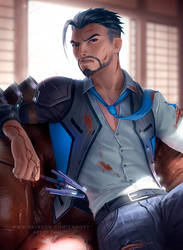 Scion Hanzo by Zarory