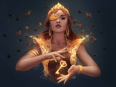High Queen Margo - The Magicians