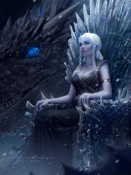 The Night Queen by Zarory