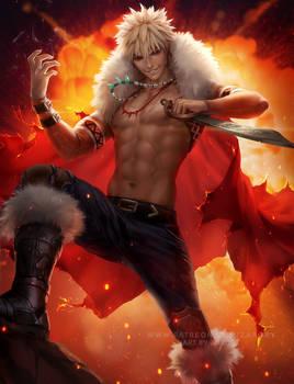 Fantasy Bakugou