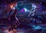 Dark Cosmic and Cosmic Lux