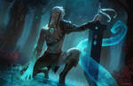 Krake - The Soulstealer by Zarory