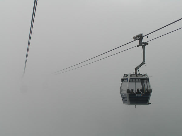 cable car by abcdxyz