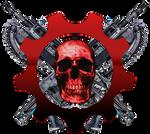 My gears of war logo
