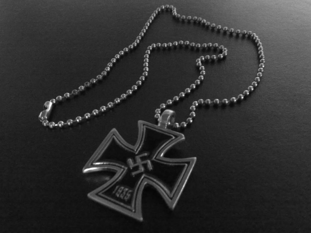 My Iron Cross By PAGANI F1